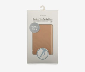 Control Top Panty Hose, Skin