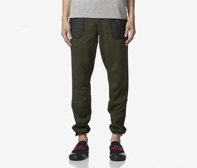 Adidas Mens Academy Sweat Pants, Olive