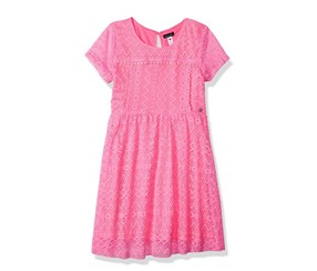 Kensie Girl's Dress, Pink