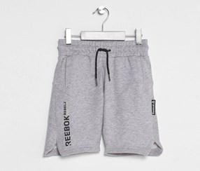Reebok Boy's Short, Grey