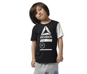 Reebok Boy's Top, Black