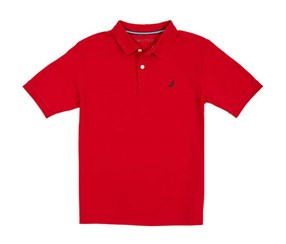Nautica Boy's T-Shirt, Red