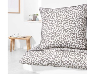 Renforcé Duvet Set, Grey