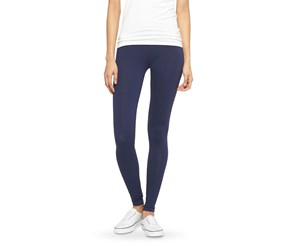 Mossimo Women's Solid Legging, Blue