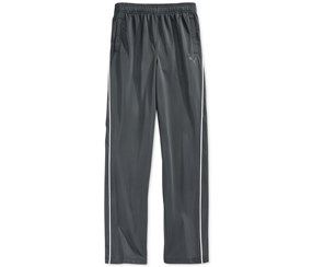 Puma Boys Core Track Pants, Charcoal