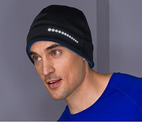 Men's Thermo Cap, Black
