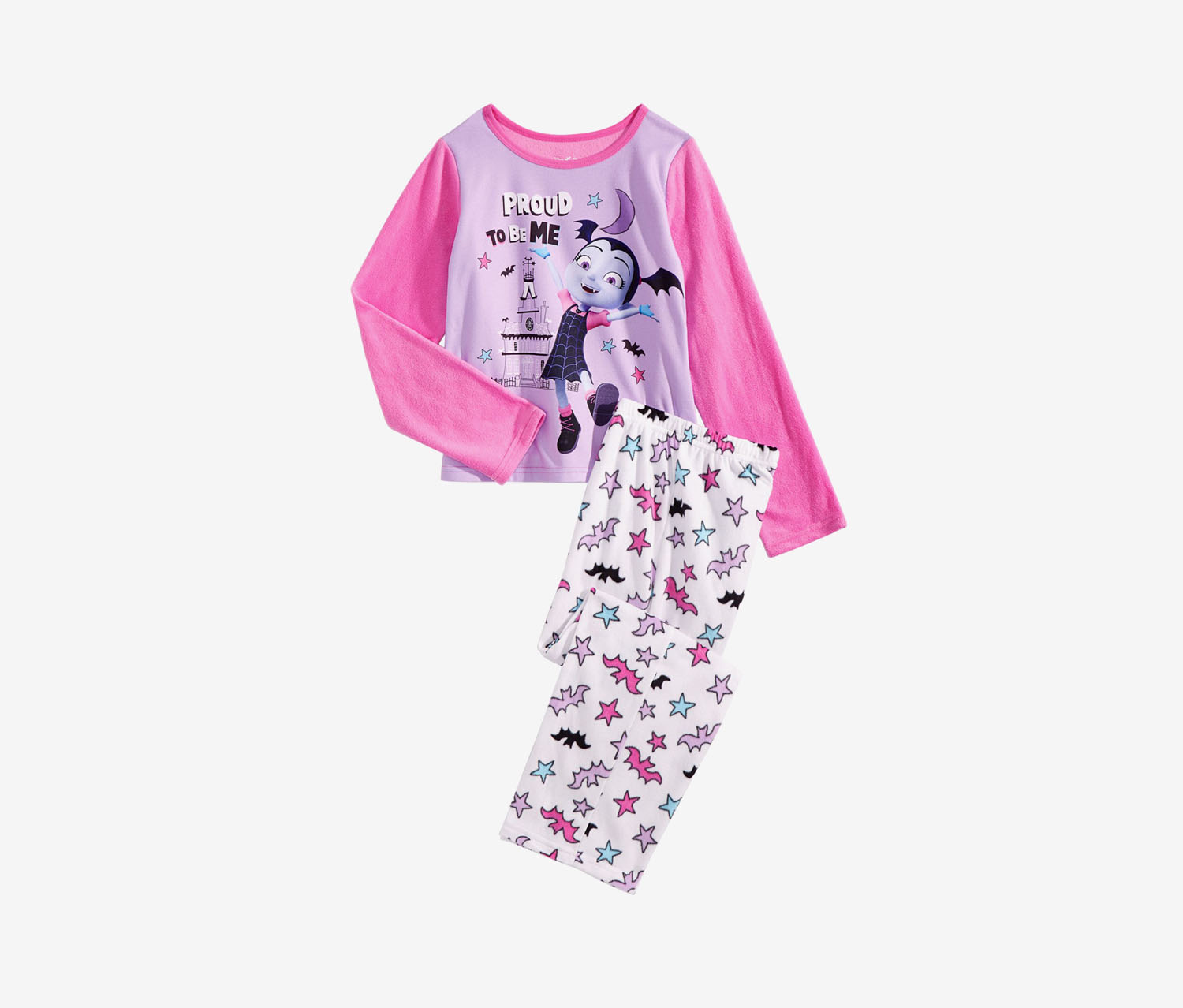 Disney Vampirina Toddler Girls Fleece Hoodie /& Leggings Clothing Set