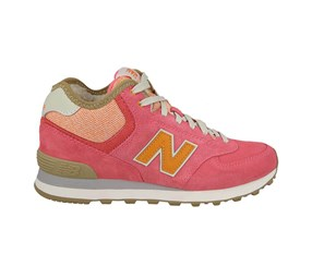 New Balance Women's Sports Shoes, Pink