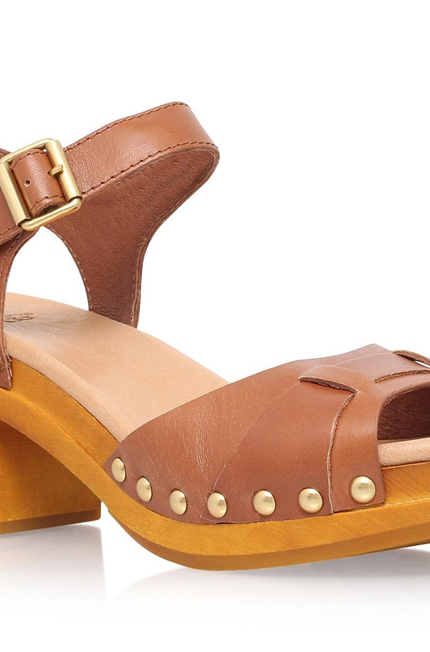 18fc4692620 Shop UGG UGG Australia Women's Janie Sandal, Rust for Women Shoes in ...