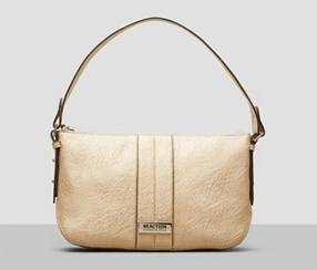 Kenneth Cole Marie Ludlow Shoulder Bags, Gold Coin