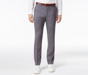 American Rag Men's Colin Slim-Fit Suit Pants, Med Gray