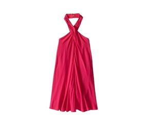 Ralph Lauren Halter-Neckline Dress, Pink