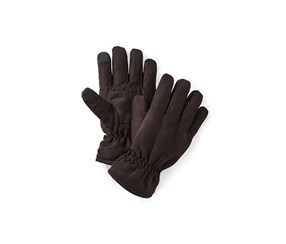 Women Touch Glove, Brown