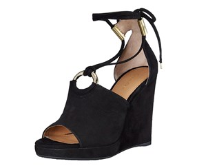 a801626b7 Calvin Klein Womens Ramona Wedge Sandals