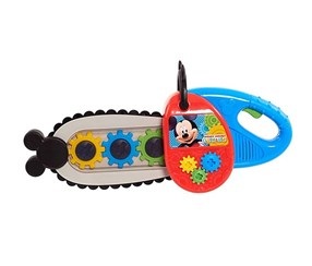 Mickey Mouse Club House Power Chainsaw, Blue