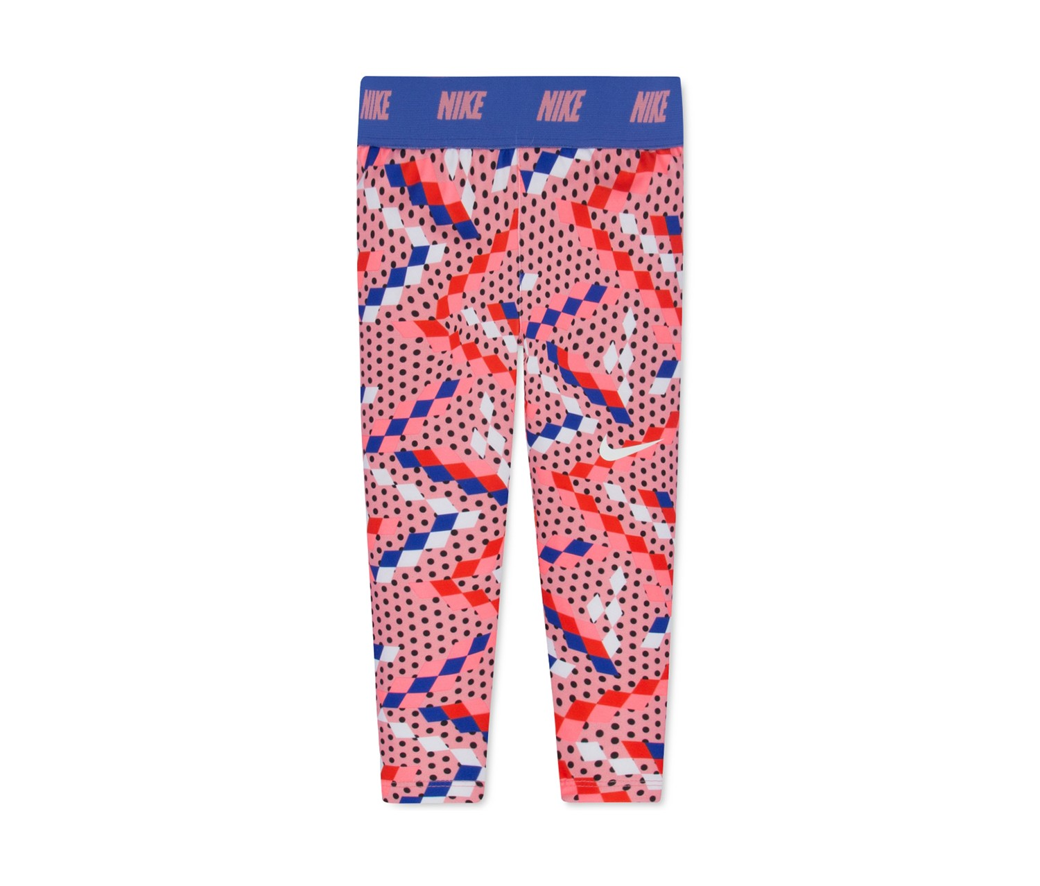2bbbd3f643b7 Shop Nike Nike Toddler Dri-fit Geo-Print Capri Leggings