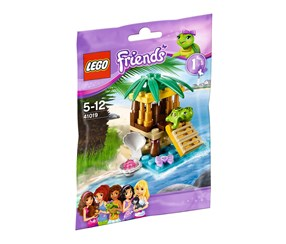 Lego Friends Series Turtle