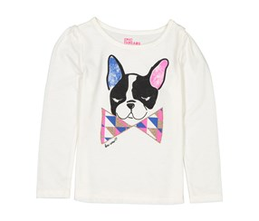 Epic Threads Little Girls Graphic Print T-Shirt, Holiday