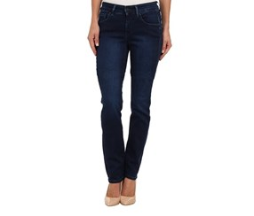 Calvin Klein Jeans Curvy-Fit Straight-Leg Jeans, Secret Wash