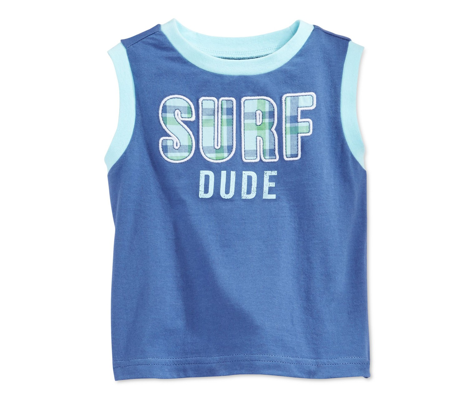 c8b78bdc1 Shop First Impression First Impressions Baby Boys Surf Dude Tank Top ...