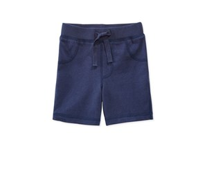 First Impressions Baby Boys Pull-On Shorts, Navy Nautical