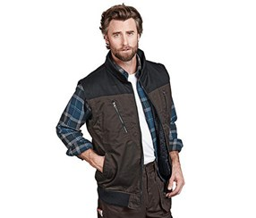 Men's Worker Jacket, Navy