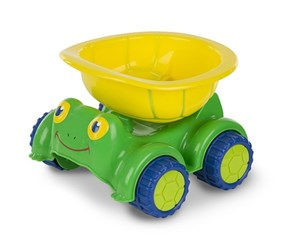 Sunny Patch Tapper Turtle Dump Truck Construction Vehicle