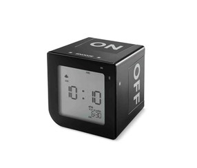 Alarm Clock, Black