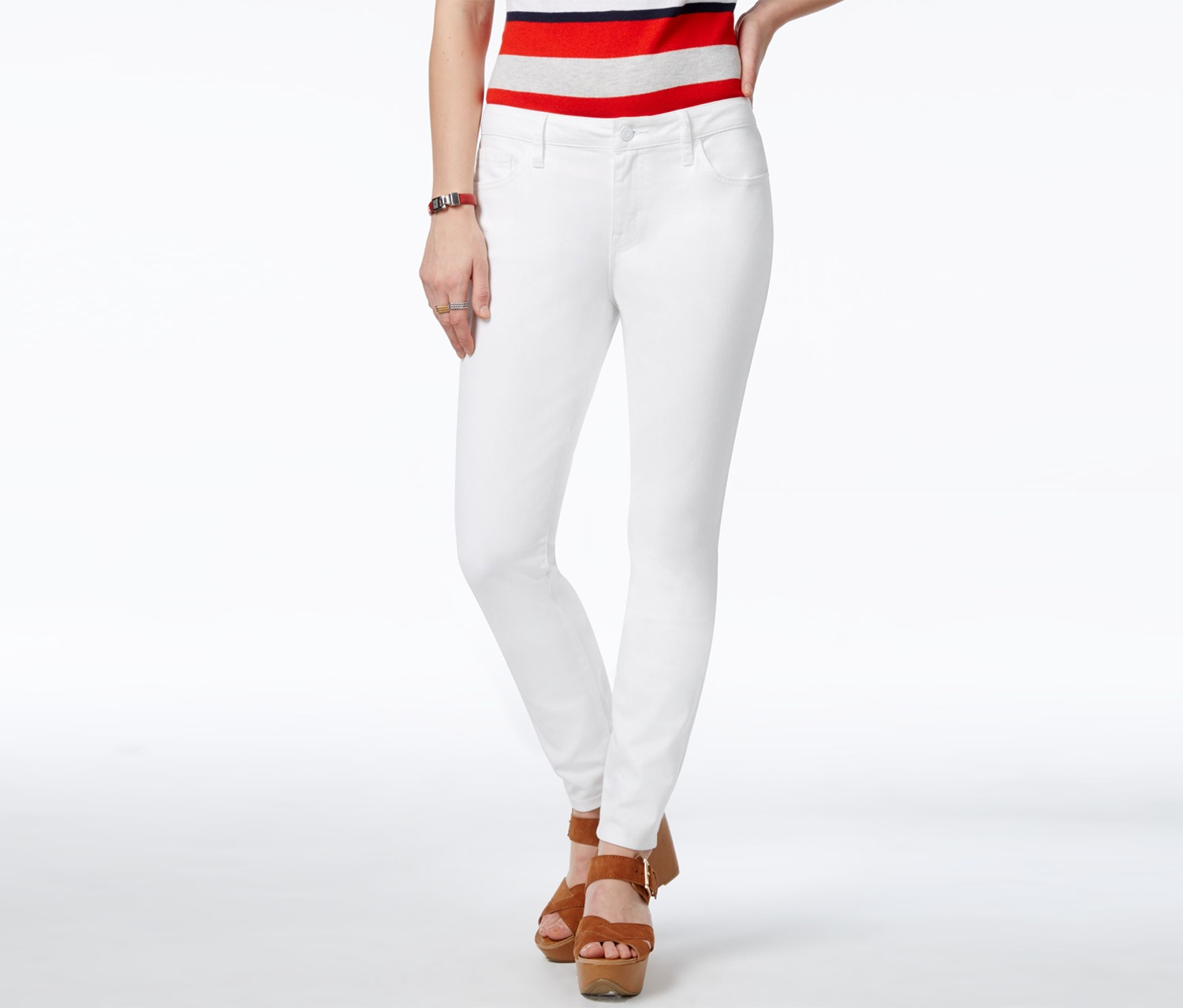 843e360f Home Women Clothing Jeans Tommy Hilfiger White Wash Skinny Jeans. Super  Price · Colors of Summer · Under LBP 20000. 4/7665640100.jpg