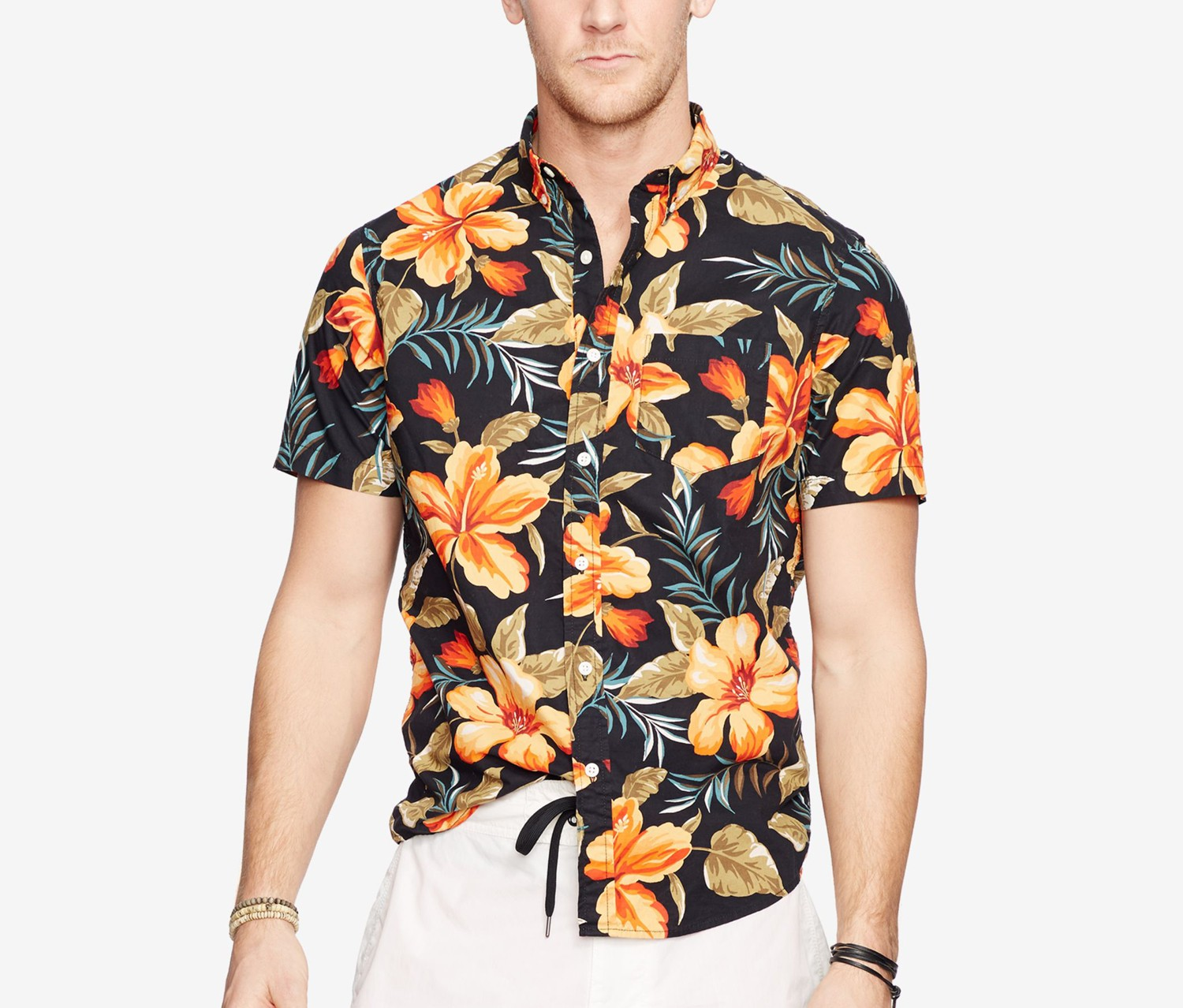 57b8367664 ... Denim   Supply Ralph Lauren Floral-Print Poplin Sport Shirt. Fashion  Collection · Summer Collection · Flip Flops · Tchibo Clothing.  4 788598344001.jpg