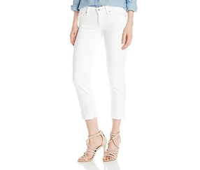 Lucky Brand Sweet Crop Jeans, Clean White