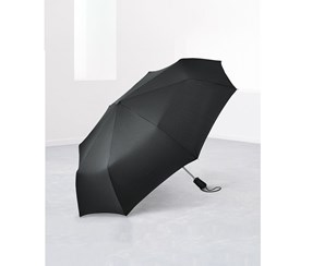 Men's Automatic Bag Umbrella, Black