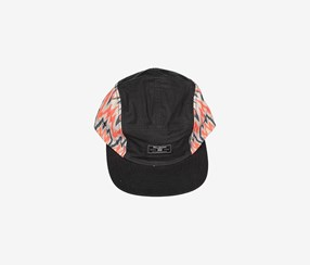 Billabong Mens Harbor Adjustable Hat, Black/Stealth