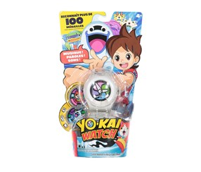 Hasbro Yokai Watch Toy with 2 Medals, Chinesse