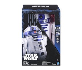 Star Wars Smart R2-D2 Droid, White/Grey/Blue