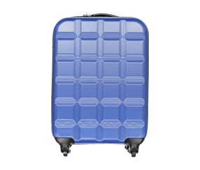 Tahari Lightweight  Box 19'' Luggage, Dark Blue