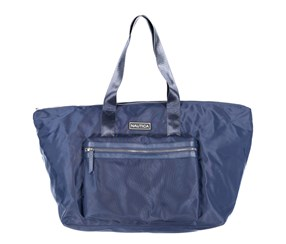 Nautica Shipping Girl Overnighter Bag, Indigo