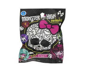 Monster High Minis Wave 1 Assorted Figures