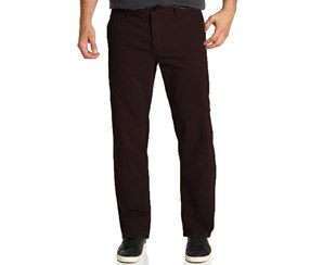 Flag & Anthem Castleton Chino Pants, Brown/Black