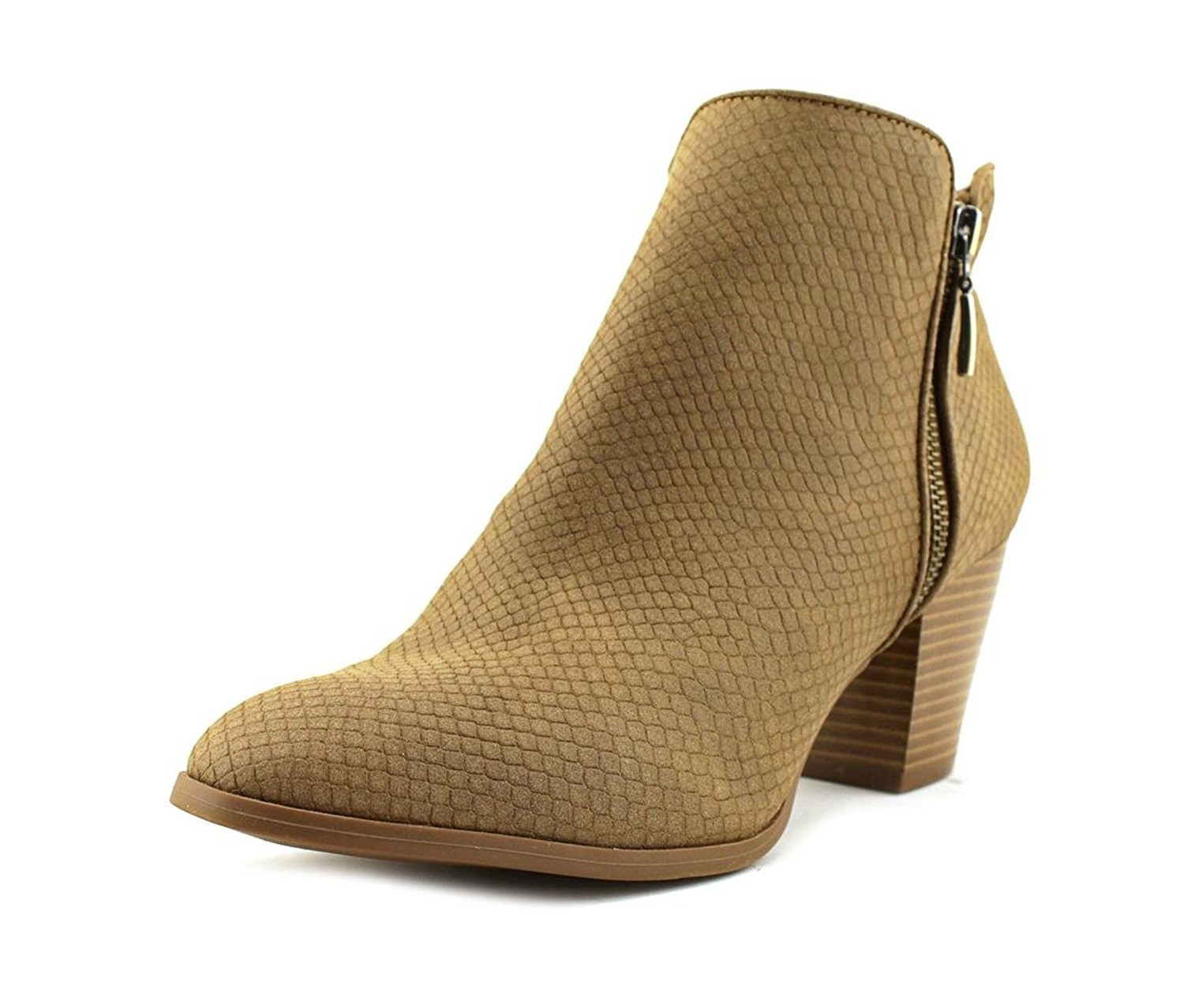 d7c71194ca6b Shop Style   Co Style   Co. JAMILA Leather Ankle Fashion Boots ...