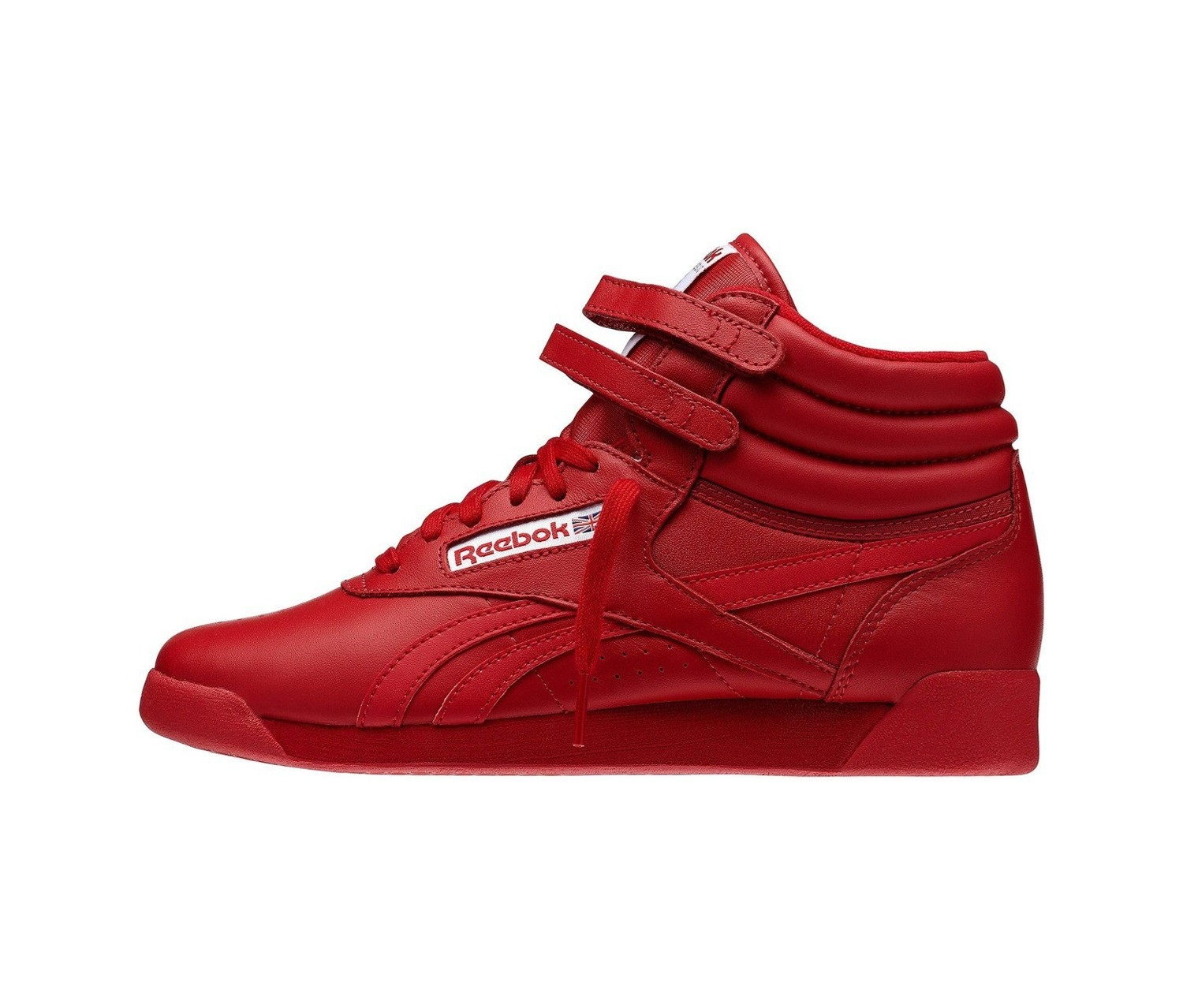 More Details. Rediscover the true spirit of Reebok style in this ultra  plush Freestyle Hi. ff644be4f
