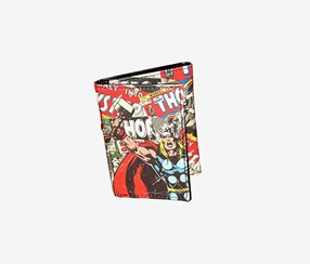 Marvel Comics Character Thor Trifold Wallet
