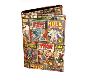 Marvel Comic Trifold wallet, Multi