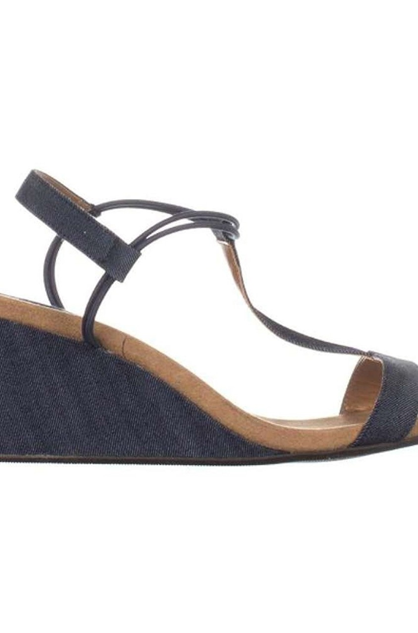 5987d99f8a Shop Style & Co Style & Co. Womens Mulan Open Toe Casual T-Strap ...