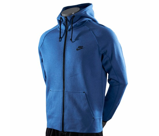 Shop Nike Nike Tech Fleece AW77 1.0 Full Zip Hoodie, Light