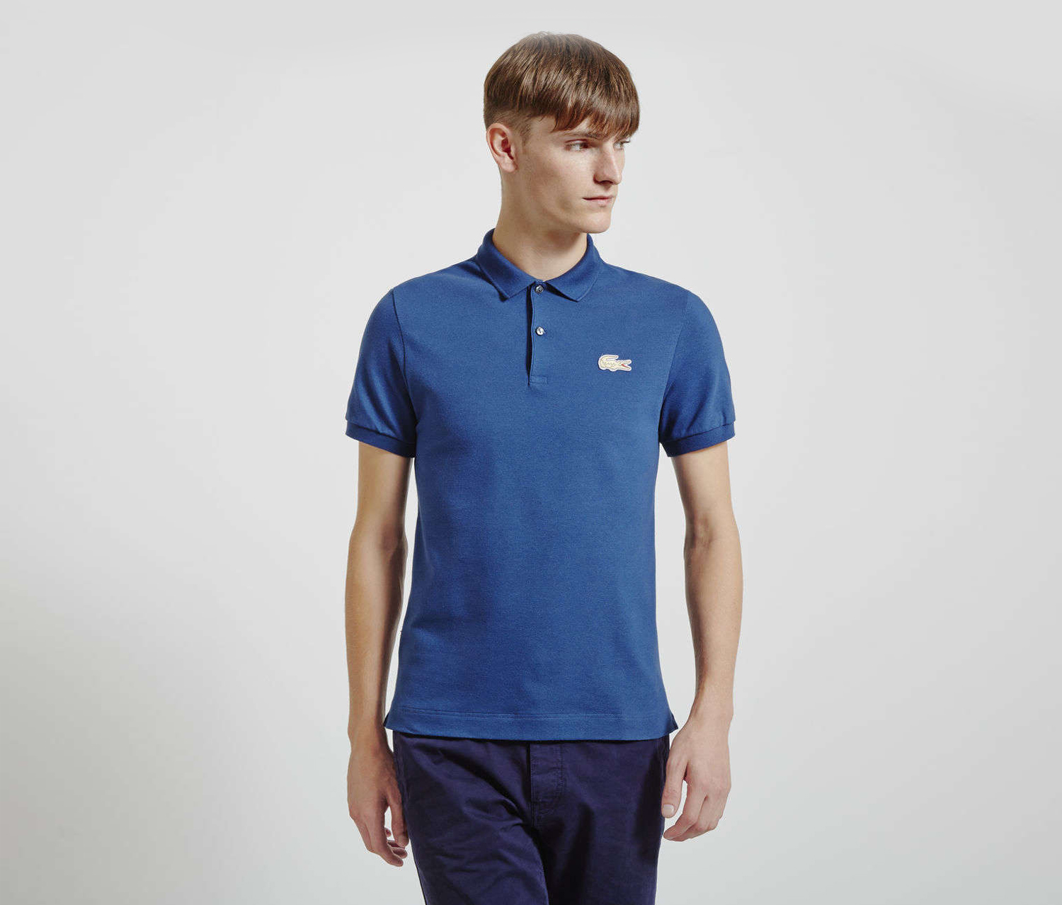 Slim Fit Live Polo, Philippines Blue