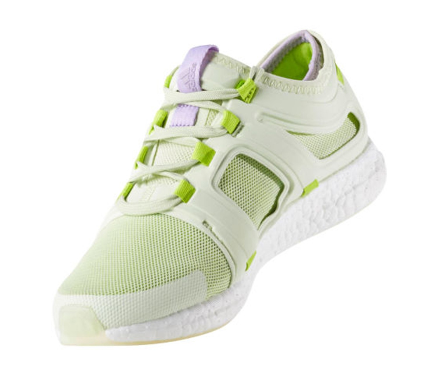 Climachill Rocket Boost CC W Running Shoes, Green