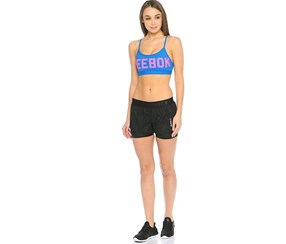 666b2649bd Reebok Women s Hero Warrior Brand Bra