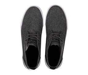 Tahari Men's Casual Shoes, Charcoal/Black/White