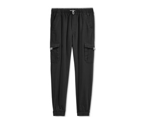 Univibe Boys' Climb Jogger Pants, Black